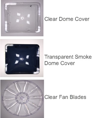 Dometic- RV Exhaust Fan Assemblies