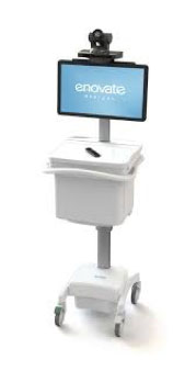 Enovate Medical- Medical Cart Desk Tops, Electronics Enclosures